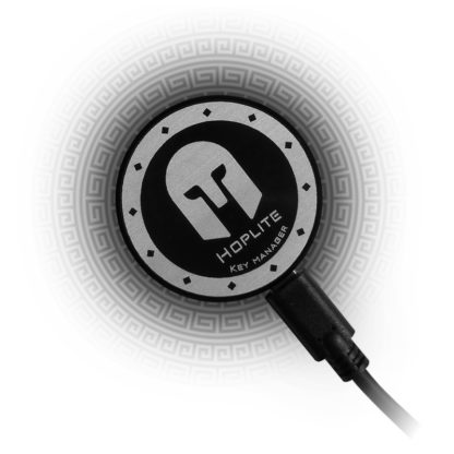 Hoplite Key Manager - Safer than a cloud solution, Stronger than an encryption tool!